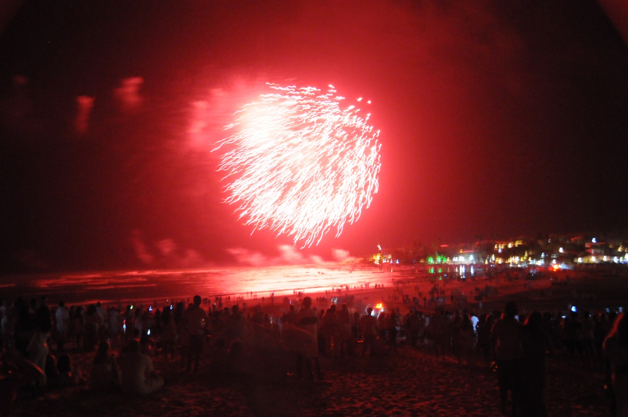 new year in jericoacoara